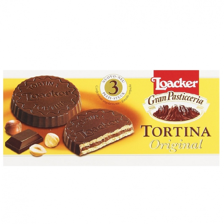 Loacker tortina original