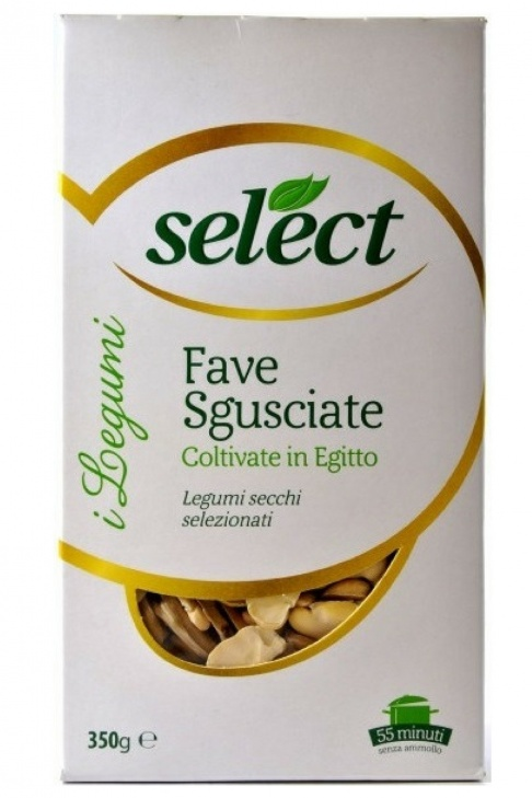 Select fave sgusciate